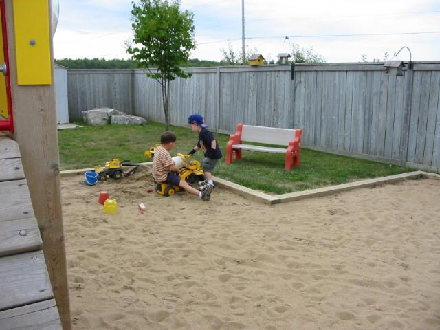 school-yard
